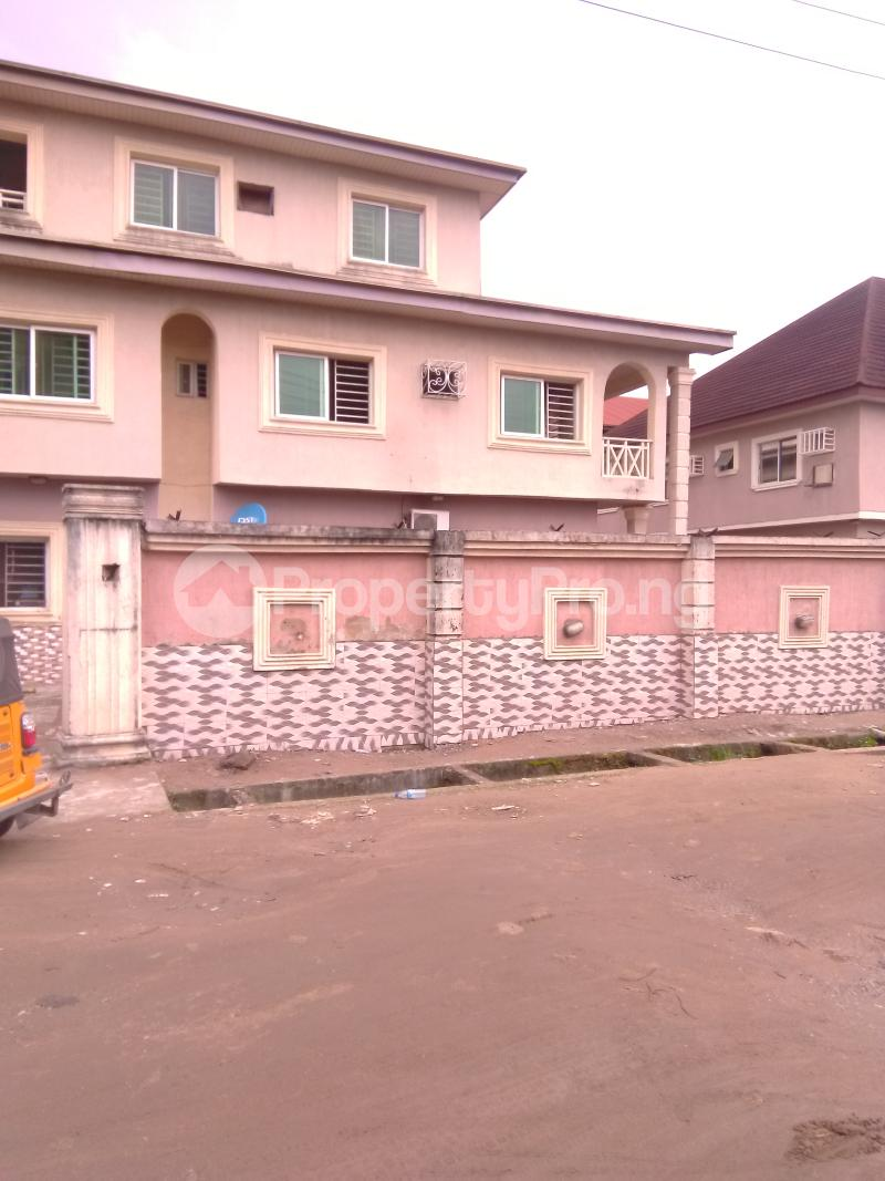 1 bedroom mini flat  Mini flat Flat / Apartment for rent Park view estate Ago palace Okota Lagos - 0