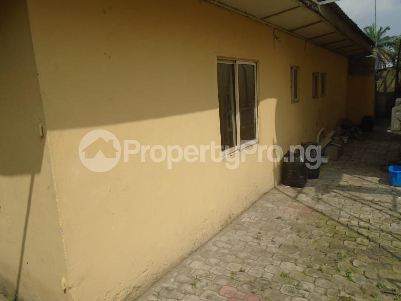 1 bedroom mini flat  Detached Bungalow House for rent - Adeniyi Jones Ikeja Lagos - 1