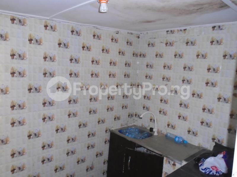 1 bedroom mini flat  Detached Bungalow House for rent - Adeniyi Jones Ikeja Lagos - 6