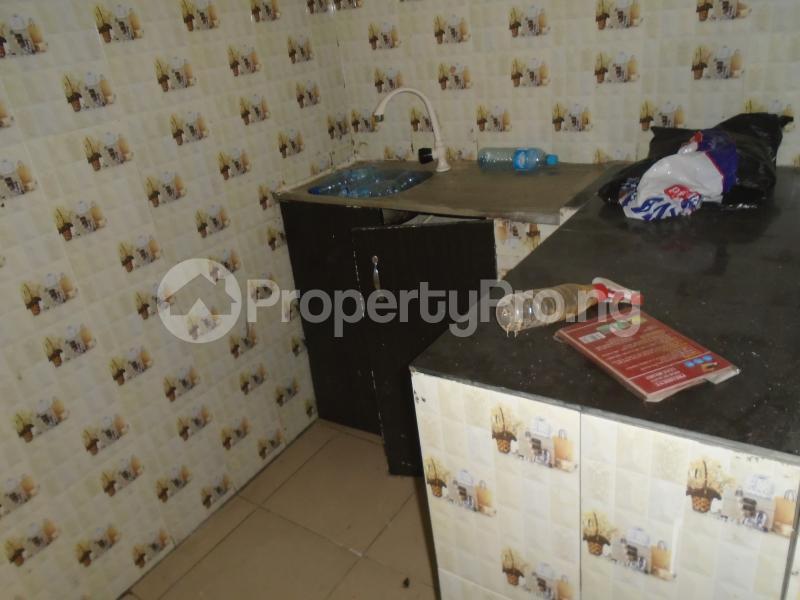 1 bedroom mini flat  Detached Bungalow House for rent - Adeniyi Jones Ikeja Lagos - 5