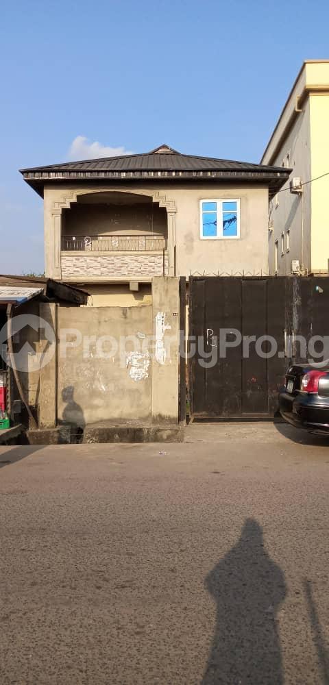 1 bedroom mini flat  Mini flat Flat / Apartment for rent  Oremeta street, Ojodu Lagos - 0