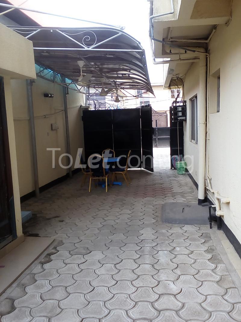 1 bedroom mini flat  Flat / Apartment for shortlet Sule abu cresent  Opebi Ikeja Lagos - 1