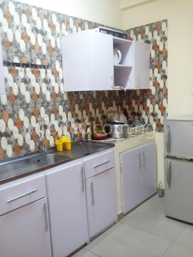1 bedroom mini flat  Flat / Apartment for shortlet Sule abu cresent  Opebi Ikeja Lagos - 7
