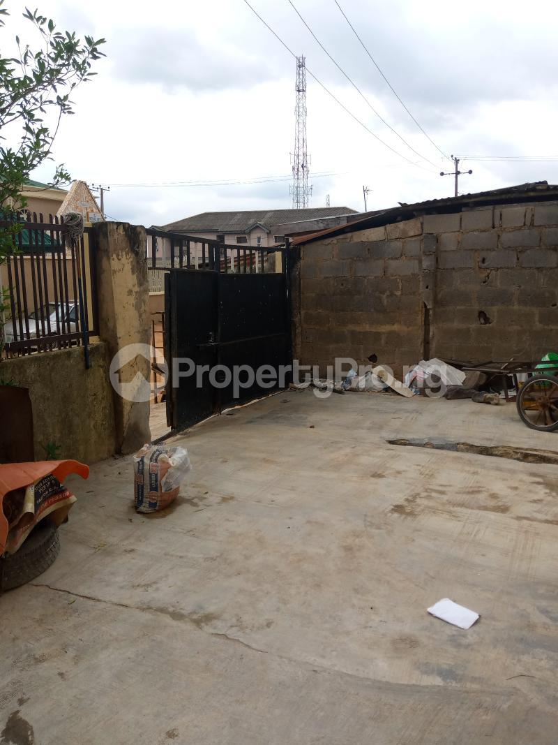 1 bedroom mini flat  Mini flat Flat / Apartment for rent Oke Ira Ajayi road Ogba Lagos - 1