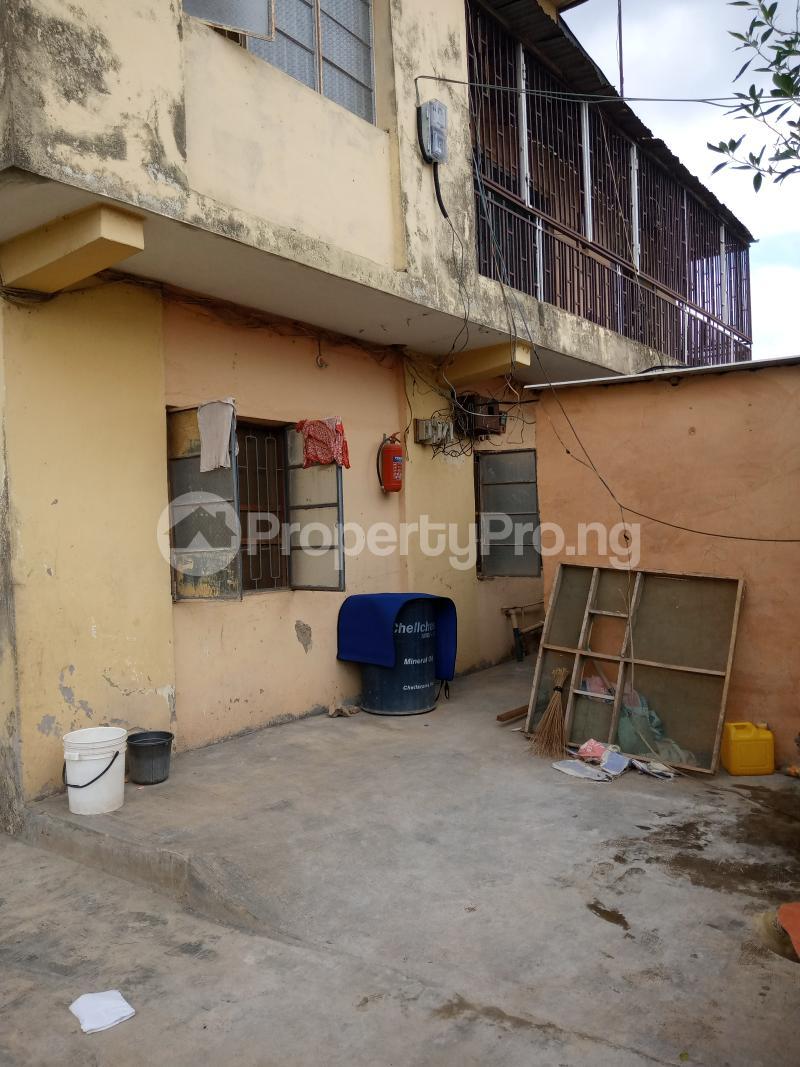 1 bedroom mini flat  Mini flat Flat / Apartment for rent Oke Ira Ajayi road Ogba Lagos - 0