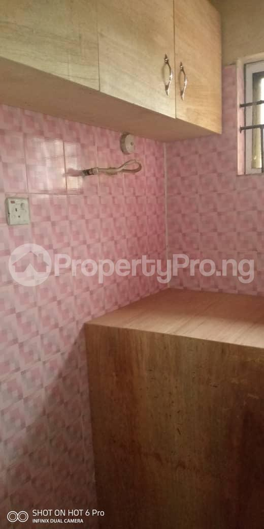 1 bedroom mini flat  Mini flat Flat / Apartment for rent Mobil road ilaje Ilaje Ajah Lagos - 1