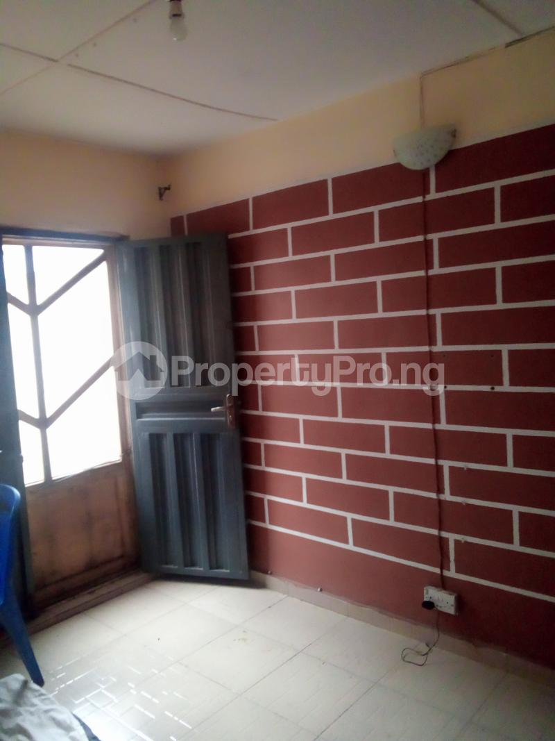 1 bedroom mini flat  Flat / Apartment for rent College bus stop igando facing main road on a tarred street Igando Ikotun/Igando Lagos - 0
