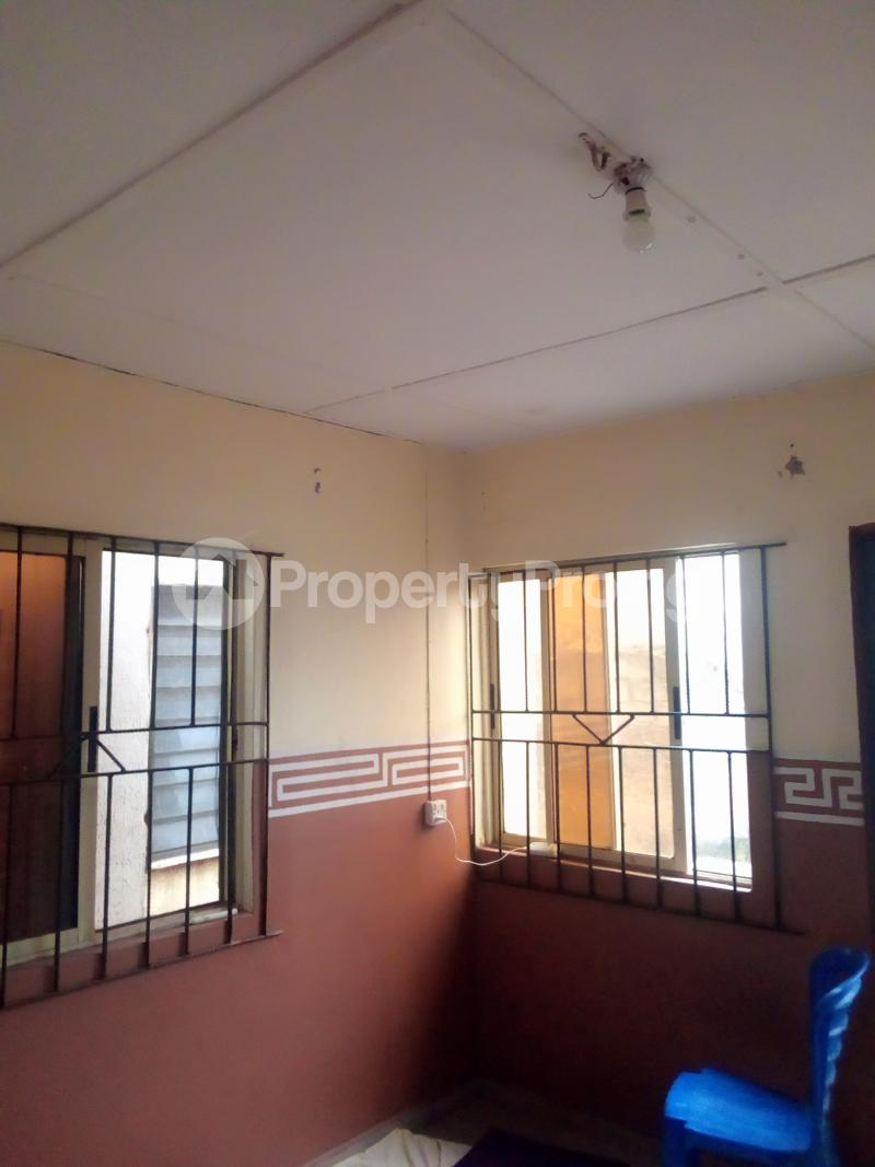 1 bedroom mini flat  Flat / Apartment for rent College bus stop igando facing main road on a tarred street Igando Ikotun/Igando Lagos - 1