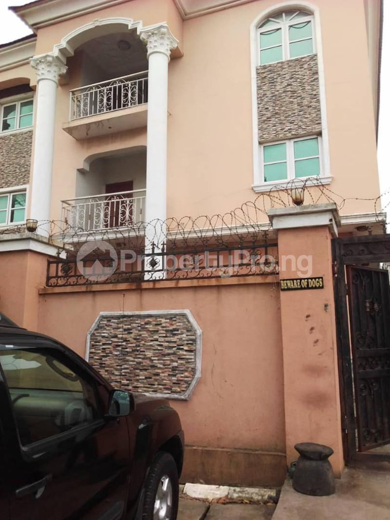 1 bedroom mini flat  Mini flat Flat / Apartment for rent Akinyele street off adekunle kuye Adelabu Surulere Lagos - 0