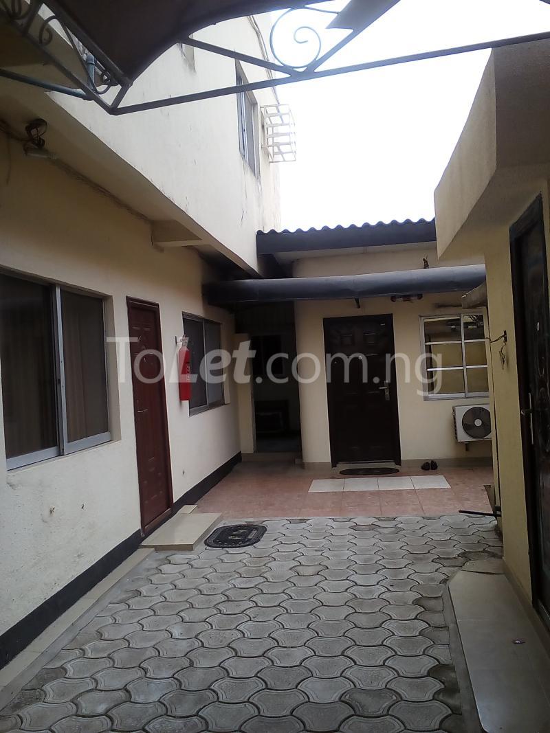 1 bedroom mini flat  Flat / Apartment for shortlet Sule abu cresent  Opebi Ikeja Lagos - 0