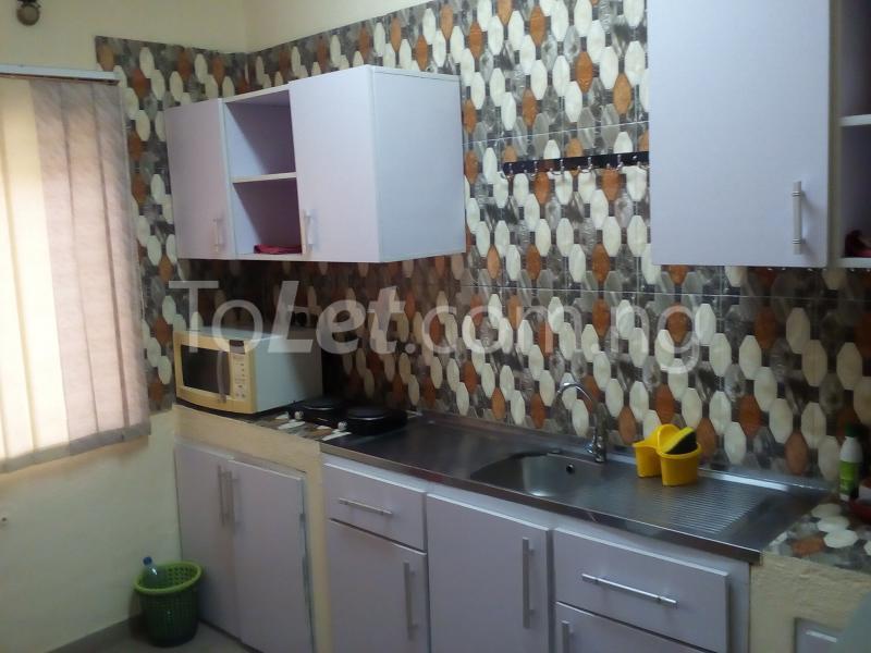 1 bedroom mini flat  Flat / Apartment for shortlet Sule abu cresent  Opebi Ikeja Lagos - 4