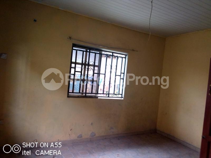 1 bedroom mini flat  Detached Bungalow House for rent Gowon estate Gowon Estate Ipaja Lagos - 13