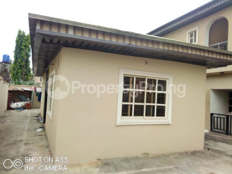 1 bedroom mini flat  Detached Bungalow House for rent Gowon estate Gowon Estate Ipaja Lagos - 1