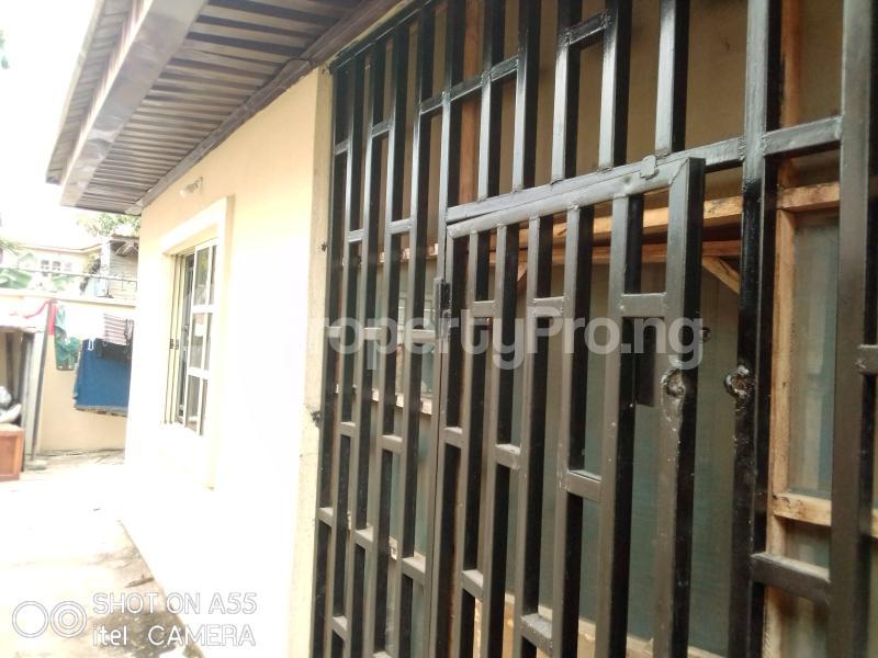 1 bedroom mini flat  Detached Bungalow House for rent Gowon estate Gowon Estate Ipaja Lagos - 5