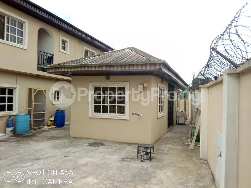 1 bedroom mini flat  Detached Bungalow House for rent Gowon estate Gowon Estate Ipaja Lagos - 3