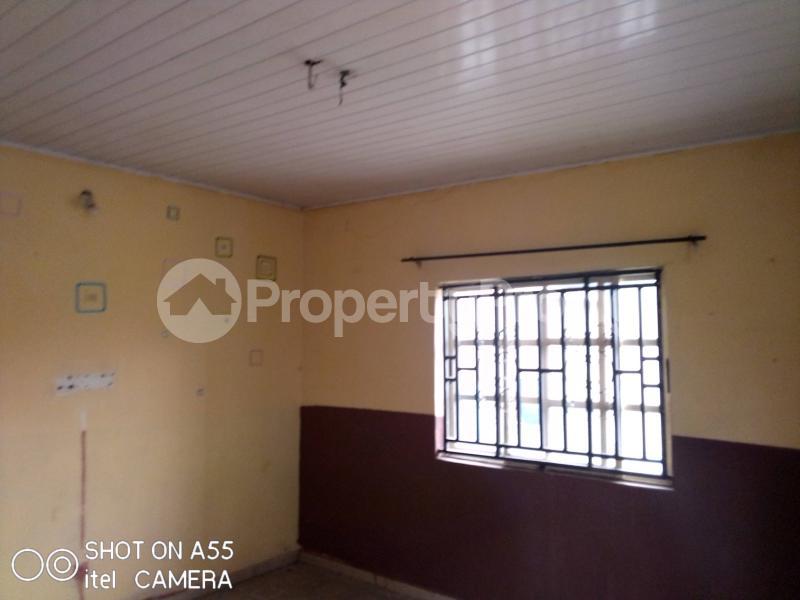 1 bedroom mini flat  Detached Bungalow House for rent Gowon estate Gowon Estate Ipaja Lagos - 15