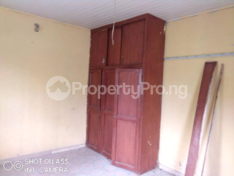 1 bedroom mini flat  Detached Bungalow House for rent Gowon estate Gowon Estate Ipaja Lagos - 4