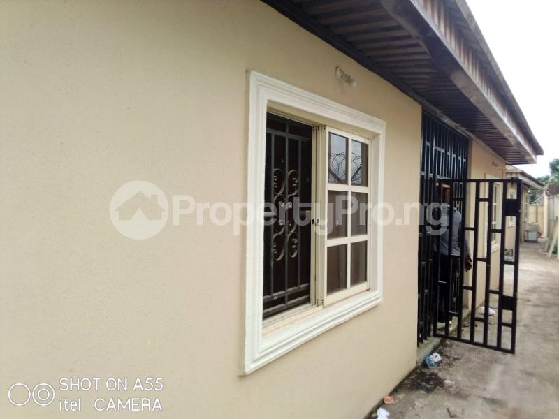 1 bedroom mini flat  Detached Bungalow House for rent Gowon estate Gowon Estate Ipaja Lagos - 14