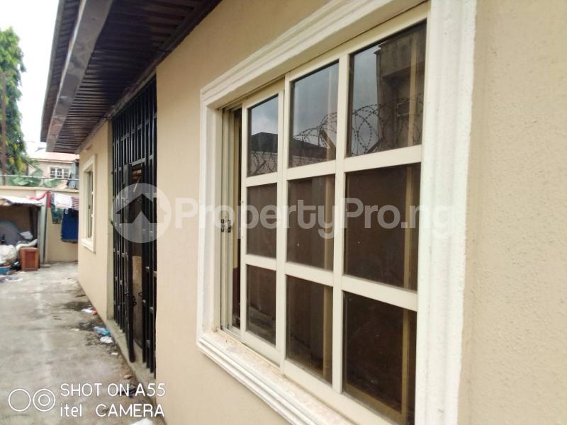 1 bedroom mini flat  Detached Bungalow House for rent Gowon estate Gowon Estate Ipaja Lagos - 12