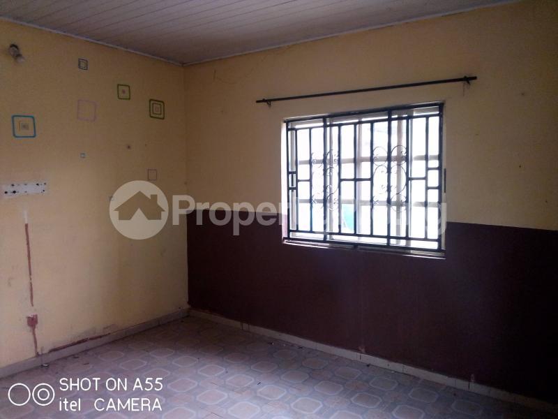 1 bedroom mini flat  Detached Bungalow House for rent Gowon estate Gowon Estate Ipaja Lagos - 10