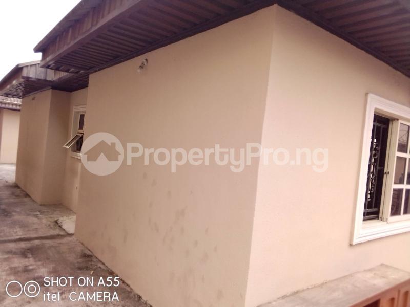 1 bedroom mini flat  Detached Bungalow House for rent Gowon estate Gowon Estate Ipaja Lagos - 16