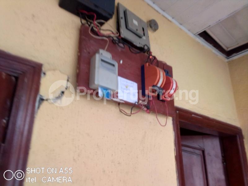 1 bedroom mini flat  Detached Bungalow House for rent Gowon estate Gowon Estate Ipaja Lagos - 11