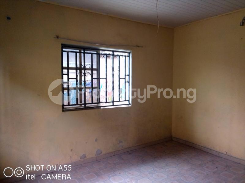 1 bedroom mini flat  Detached Bungalow House for rent Gowon estate Gowon Estate Ipaja Lagos - 2