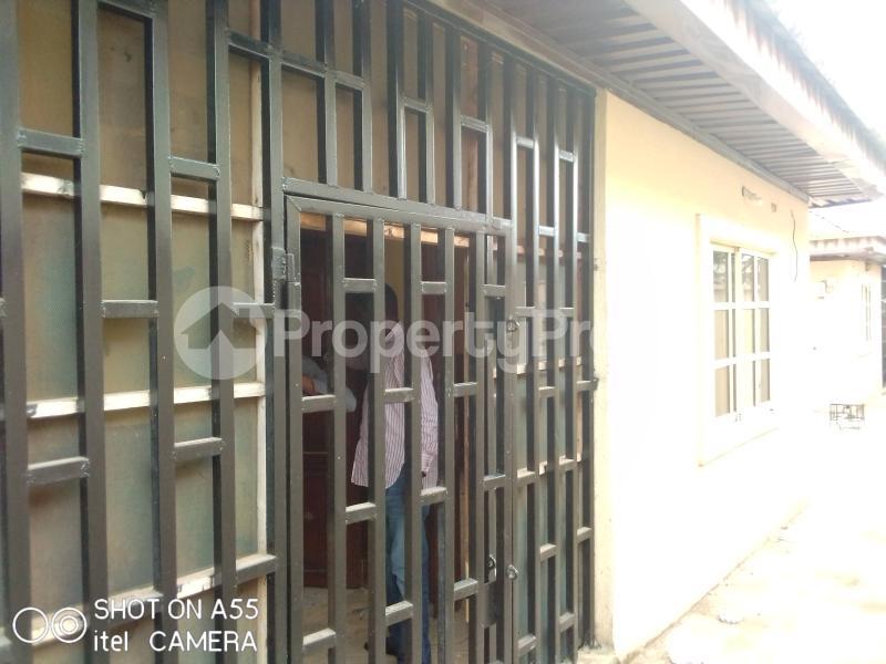 1 bedroom mini flat  Detached Bungalow House for rent Gowon estate Gowon Estate Ipaja Lagos - 7