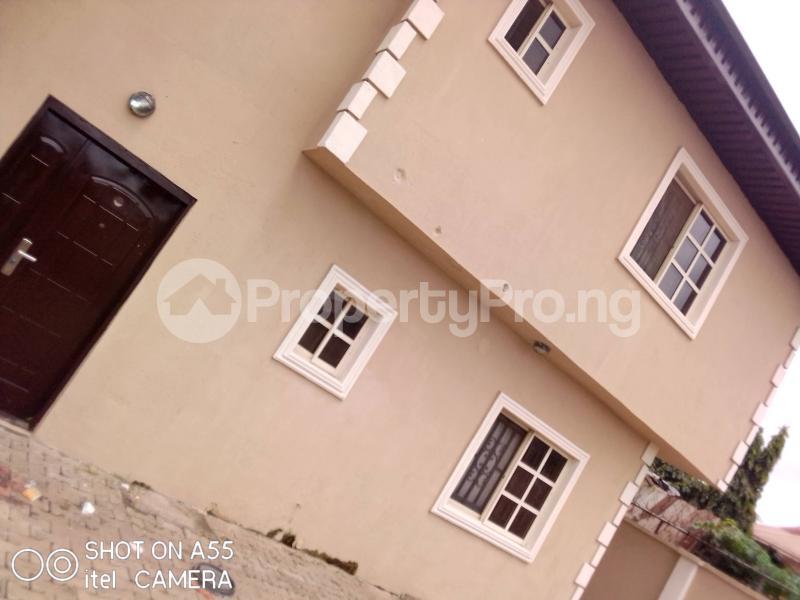 1 bedroom mini flat  Detached Bungalow House for rent Gowon estate Gowon Estate Ipaja Lagos - 9