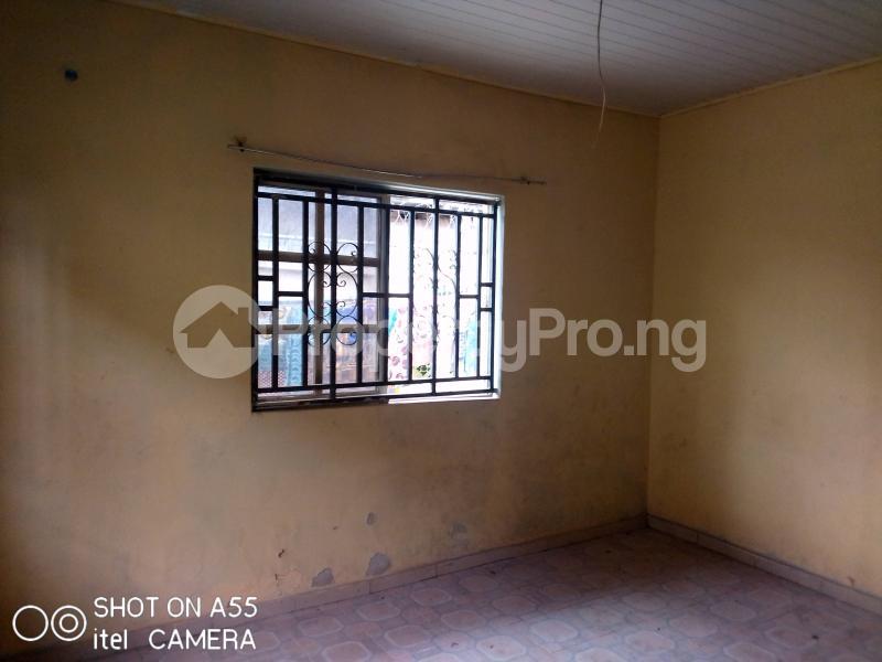 1 bedroom mini flat  Detached Bungalow House for rent Gowon estate Gowon Estate Ipaja Lagos - 0