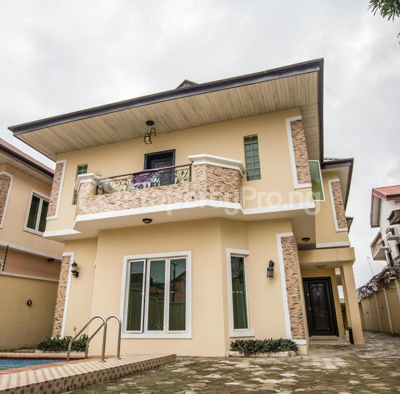 5 bedroom Detached Duplex House for rent - Lekki Phase 1 Lekki Lagos - 1