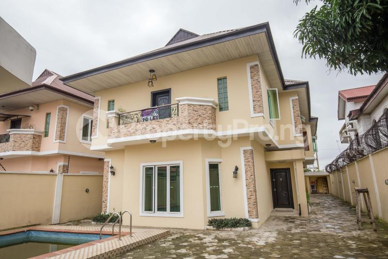 5 bedroom Detached Duplex House for rent - Lekki Phase 1 Lekki Lagos - 0