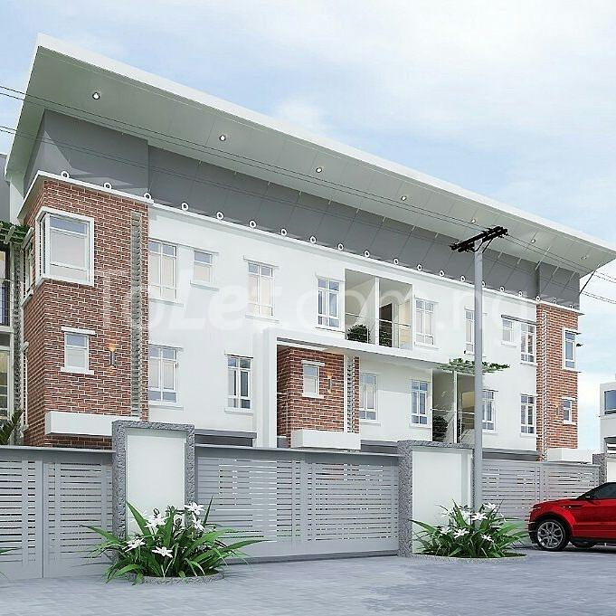 4 bedroom House for sale - Millenuim/UPS Gbagada Lagos - 0