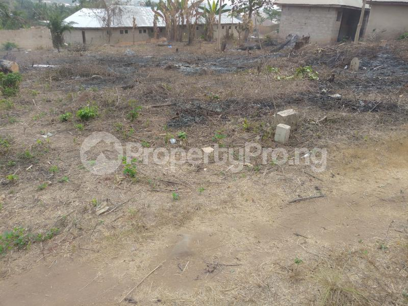 Residential Land Land for sale Opposite Federal University Of Oye Oye Ekiti - 1