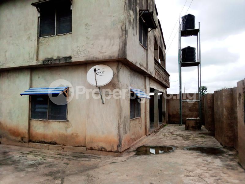 1 bedroom mini flat  Detached Bungalow House for rent Iyana church Waka Iwo Rd Ibadan Oyo - 2
