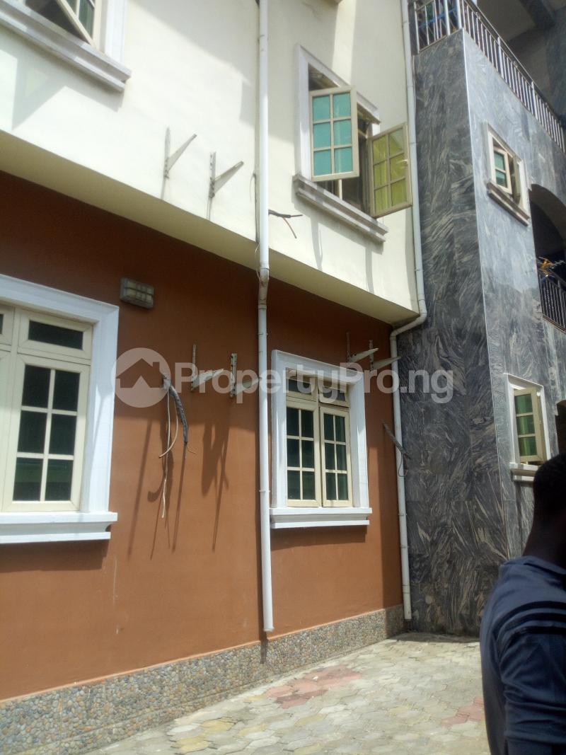 3 bedroom Flat / Apartment for rent Durbar Estate, Amuwo Odofin Amuwo Odofin Amuwo Odofin Lagos - 1