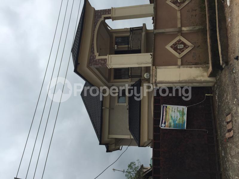 4 bedroom Detached Duplex House for sale Igando Ikotun/Igando Lagos - 0