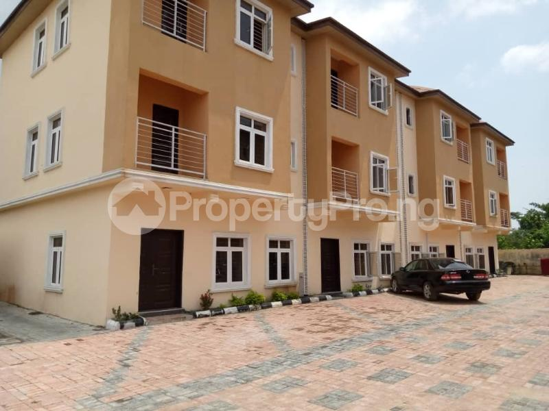 4 bedroom Terraced Duplex House for rent Awoyaya Majek Sangotedo Lagos - 0