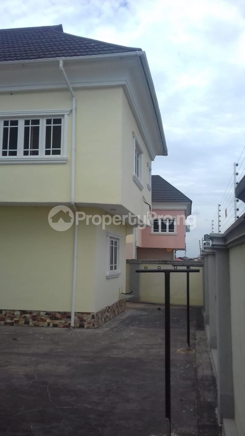 4 bedroom Detached Duplex House for rent Kolapo Ishola Estate Ibadan Basorun Ibadan Oyo - 1