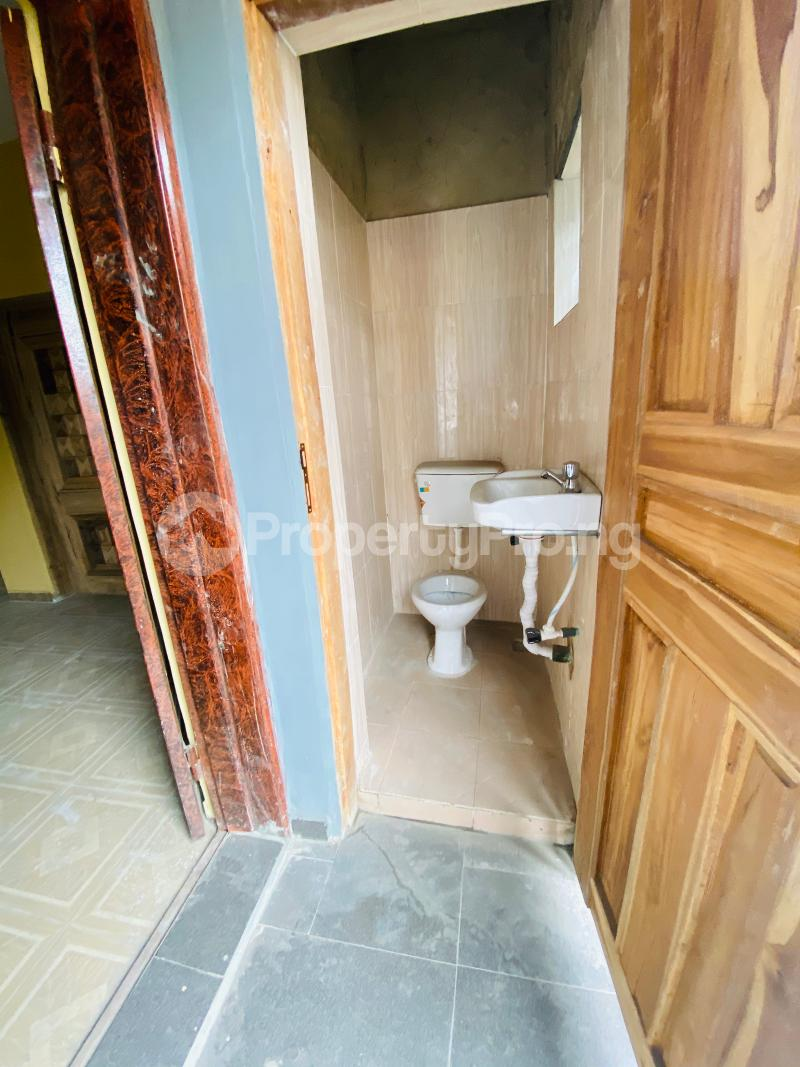 2 bedroom Flat / Apartment for rent Iporin,behind lead way pension,  Alaka/Iponri Surulere Lagos - 22