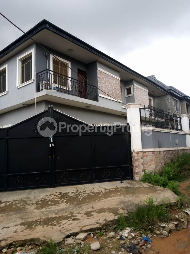 2 bedroom Blocks of Flats House for rent Estate agbele Abule Egba Abule Egba Lagos - 5