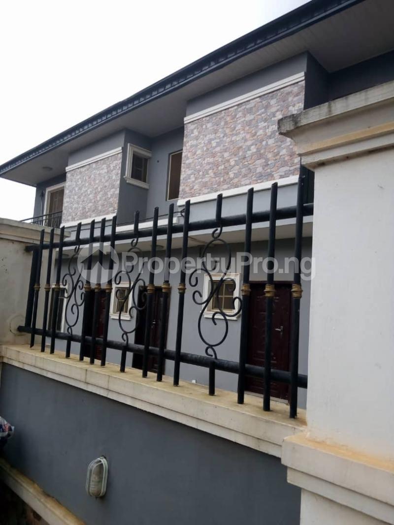 2 bedroom Blocks of Flats House for rent Estate agbele Abule Egba Abule Egba Lagos - 4