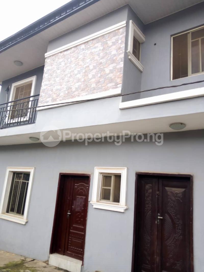 2 bedroom Blocks of Flats House for rent Estate agbele Abule Egba Abule Egba Lagos - 6