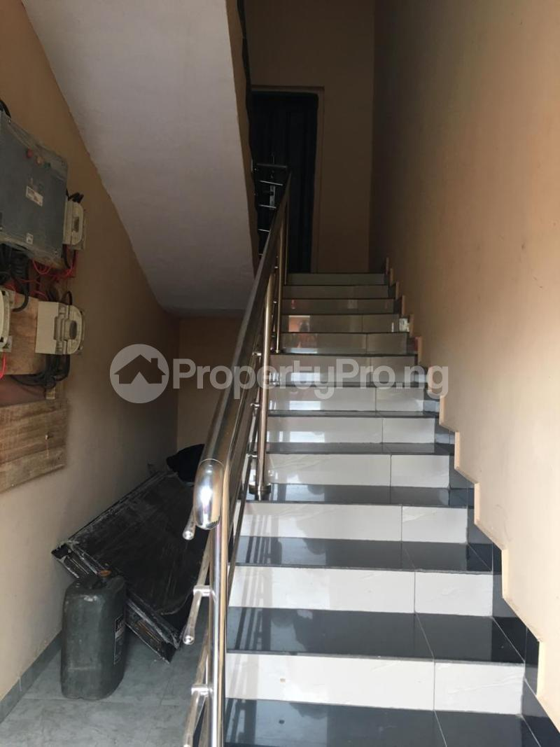 3 bedroom Self Contain Flat / Apartment for rent I.k peters Ajao Estate Isolo Lagos - 1