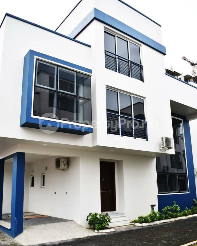 Detached Duplex House for sale Off bourdillon road Bourdillon Ikoyi Lagos - 0