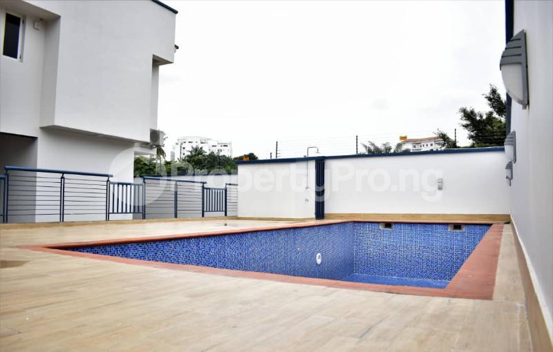 Detached Duplex House for sale Off bourdillon road Bourdillon Ikoyi Lagos - 2