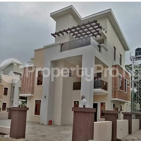 6 bedroom Detached Duplex House for sale Ikeja G R A Ikeja GRA Ikeja Lagos - 1