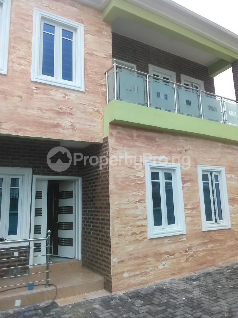 Detached Duplex House for sale Gated Estate close to ikeja Pen cinema Agege Lagos - 15