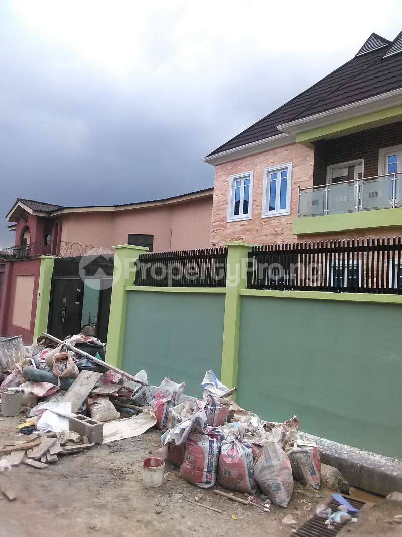 Detached Duplex House for sale Gated Estate close to ikeja Pen cinema Agege Lagos - 19