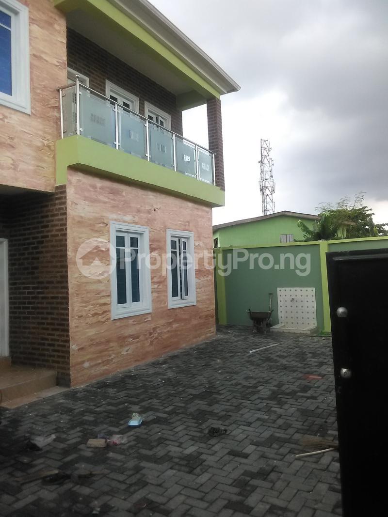 Detached Duplex House for sale Gated Estate close to ikeja Pen cinema Agege Lagos - 23